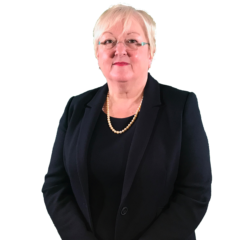 Janet Dawson, Vice Chair and Non-Executive Director