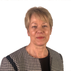Linda Holland, Director of Workforce, OD and Inclusion