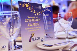REACH AWARDS 2018