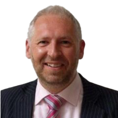 Eric Gardiner, Director of Finance, Performance and Estates